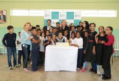 Fundo Social SP doa salário do Governador para associação que atende crianças em situação de rua