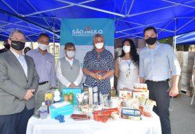 Fundo Social realiza ação humanitária em Carapicuíba